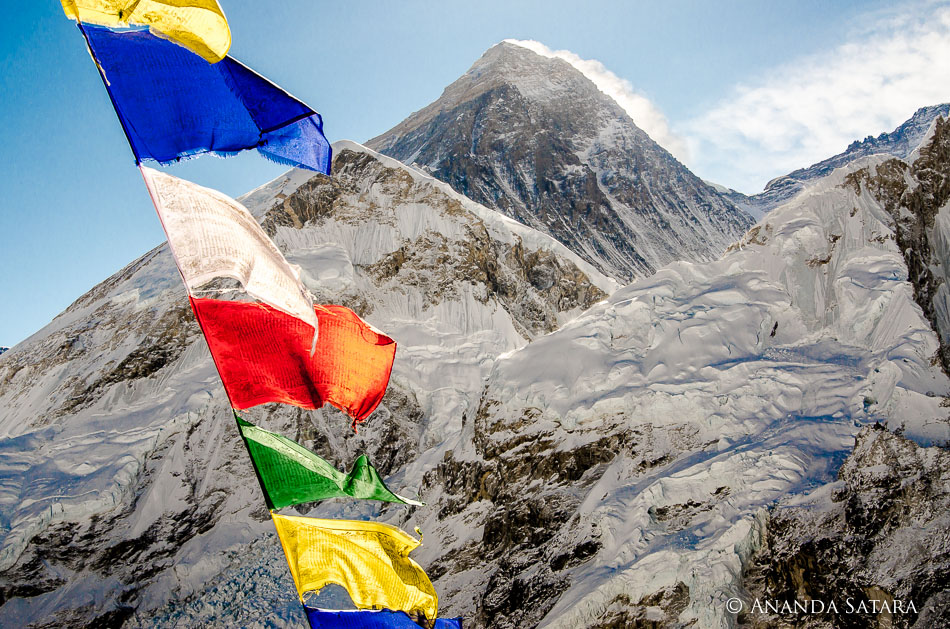 Mount Everest Anandasatara