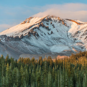 Mount Shasta: a ley line with an elusive and powerful mountain