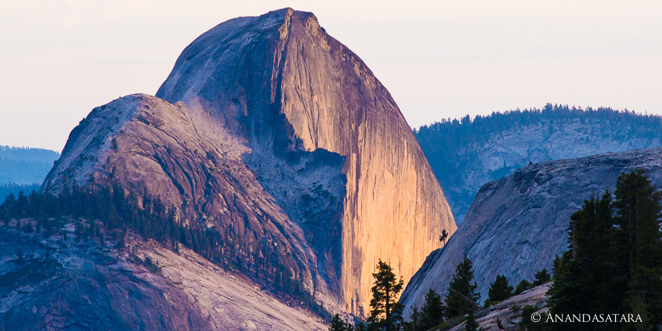 California ley line Yosemite