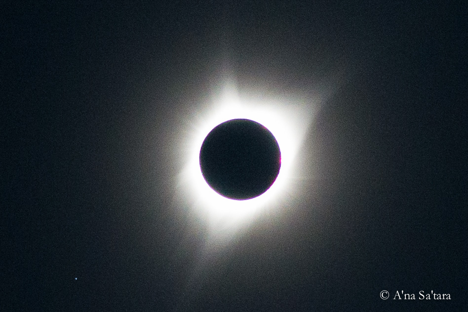 2017 Total Solar Eclipse Soul Ascension