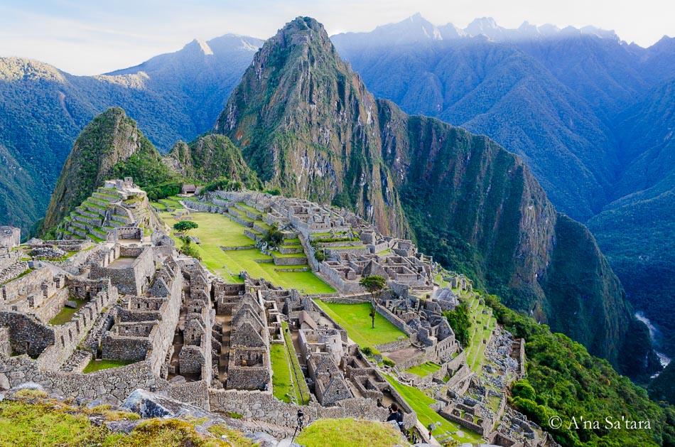 Macchu Picchu sacred geometry