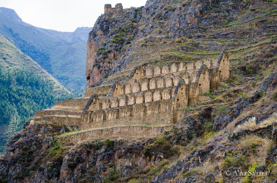 Ollantaytambo sacred geometry Peru ley line