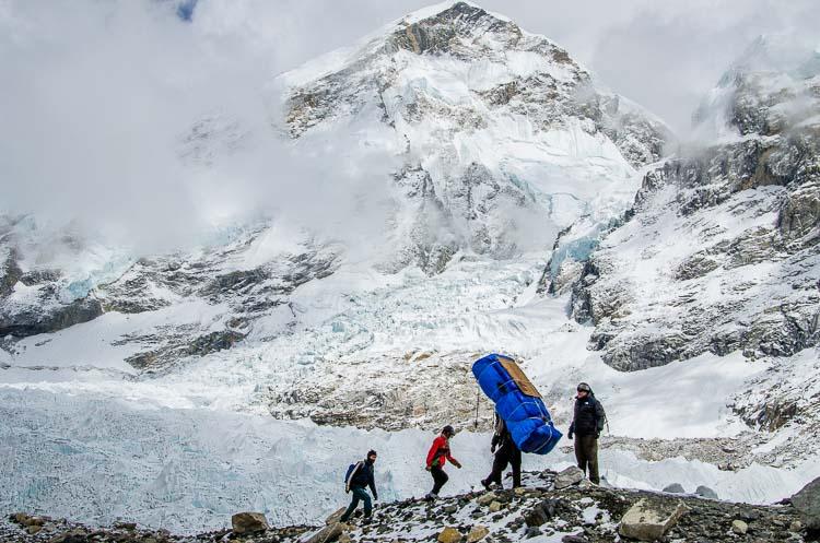 Everest Base Camp Photography